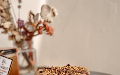 Desayunos con miel: Tortitas tiramisú en casa